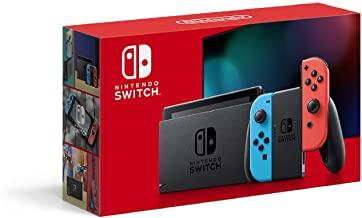 Nintendo Switch本体/Joy-Con(L) ネオンブルー/(R) ネオンレッド [2019年新モデル]