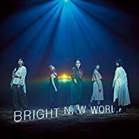 Little Glee Monster / BRIGHT NEW WORLD[DVD付初回生産限定盤A]